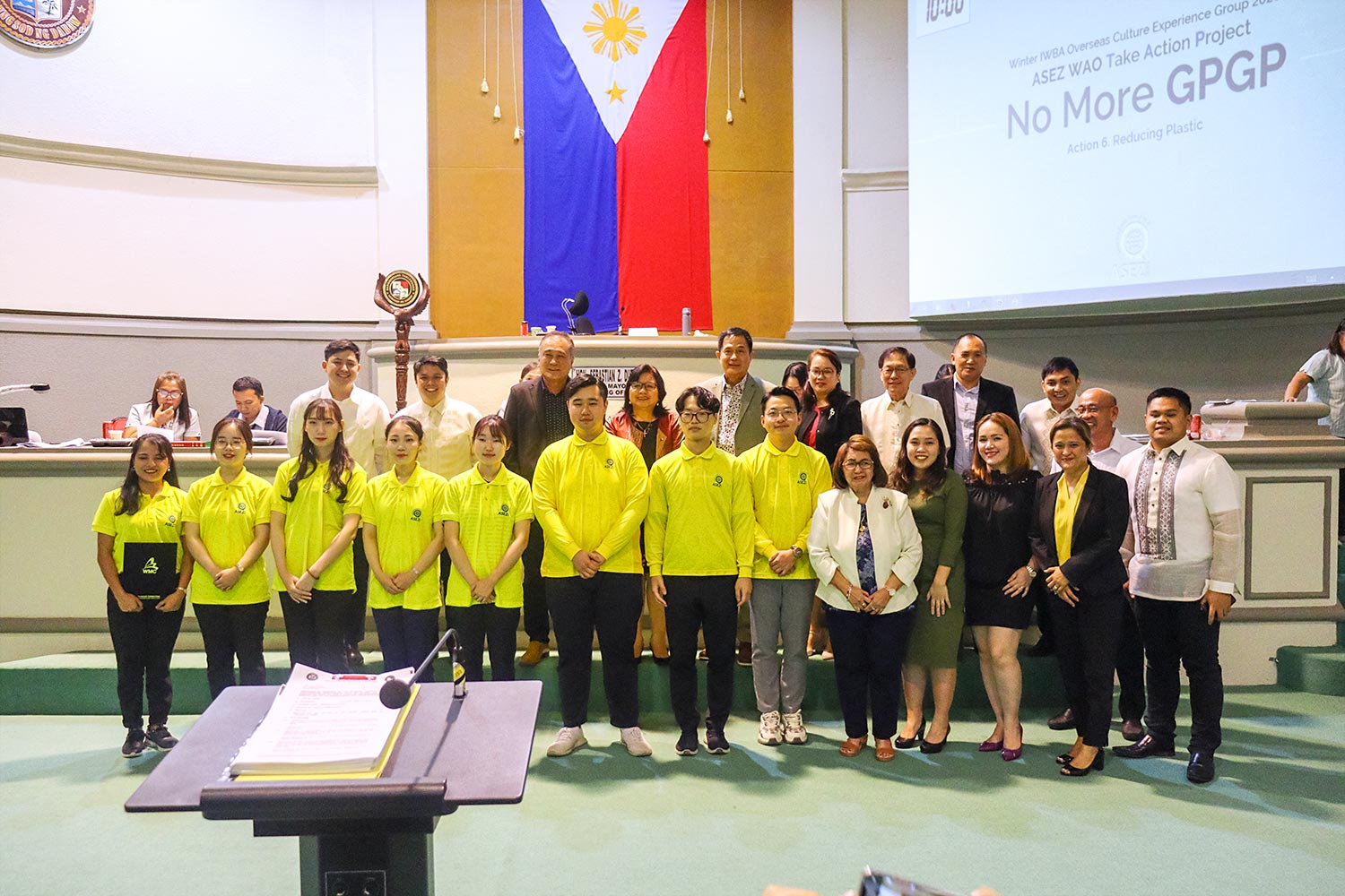 City Council of Davao City, Philippines